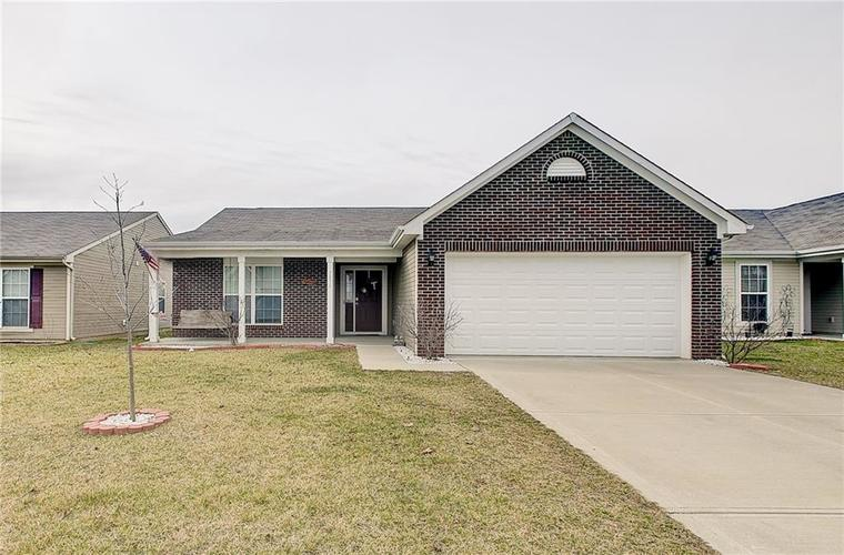 7616 Firecrest Lane Camby, IN 46113 | MLS 21690482 | photo 1