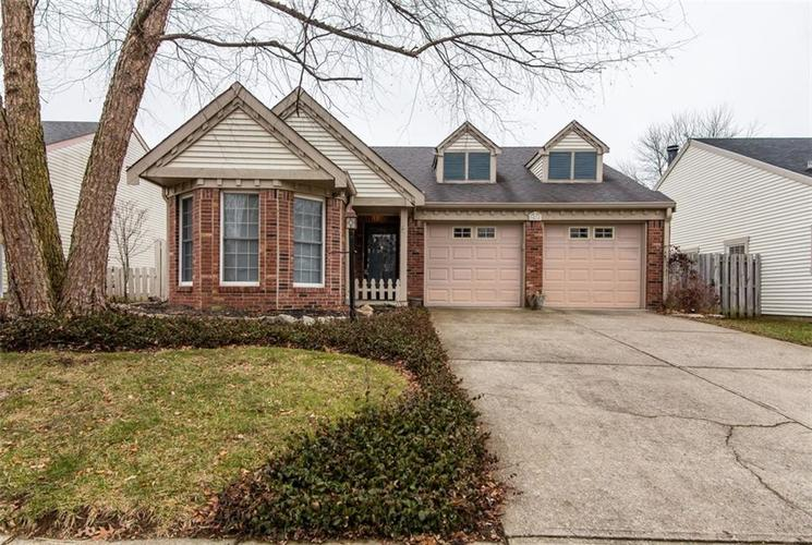 9414  Colony Pointe East Drive Indianapolis, IN 46250 | MLS 21690535