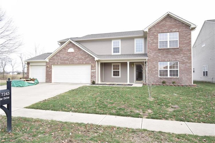 7243  Pipestone Drive Indianapolis, IN 46217 | MLS 21690633