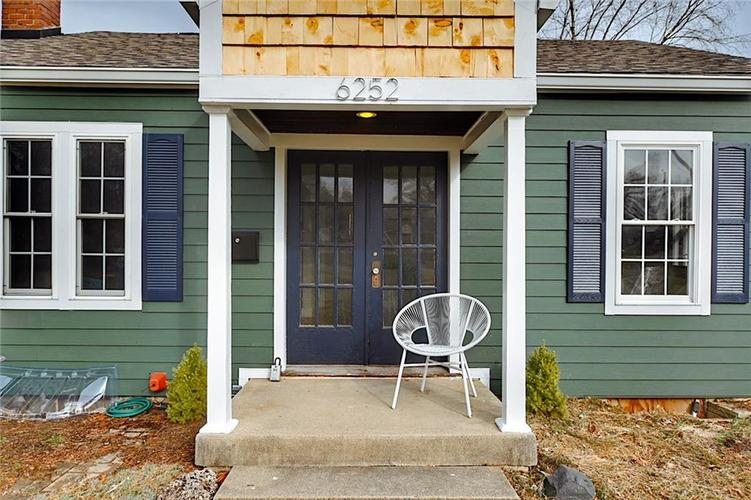 6252 Broadway Street Indianapolis, IN 46220 | MLS 21690650 | photo 1