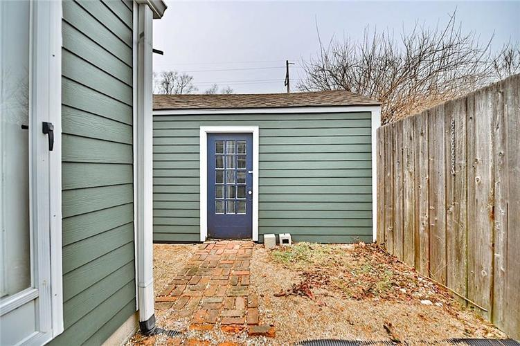 6252 Broadway Street Indianapolis, IN 46220 | MLS 21690650 | photo 44