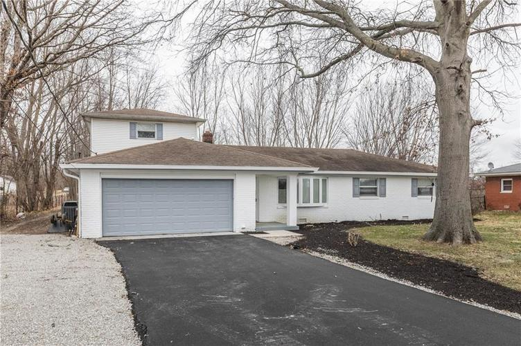 5334 W Epler Road Indianapolis, IN 46221 | MLS 21690651 | photo 1