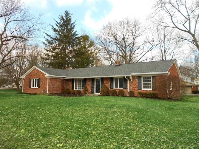 5310  Hawthorne Circle Indianapolis, IN 46250 | MLS 21690759