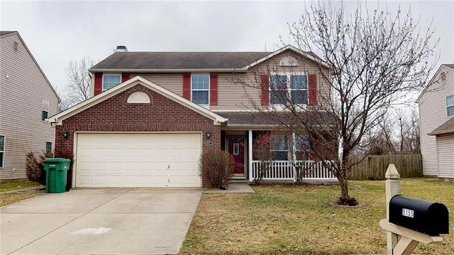 9155 Robey Meadows Lane Indianapolis, in 46234 | MLS 21690805 | photo 1