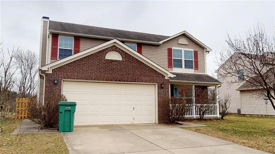 9155 Robey Meadows Lane Indianapolis, in 46234 | MLS 21690805 | photo 2