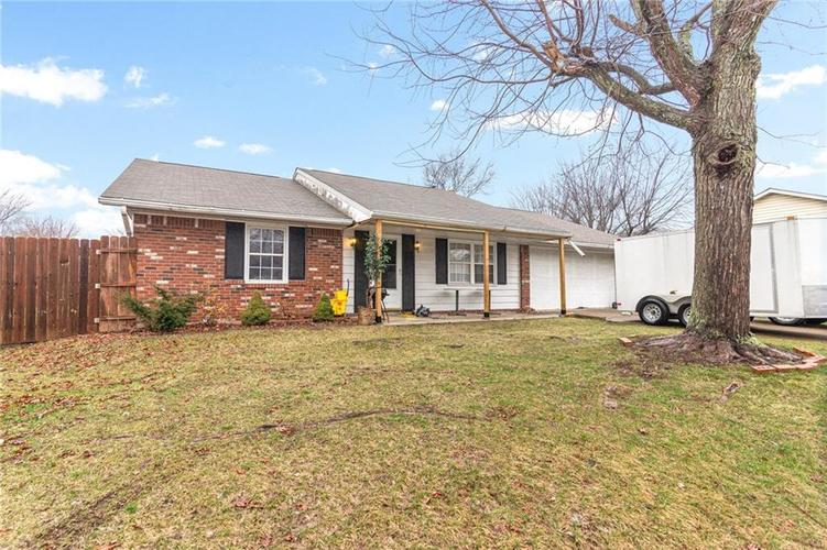 4314  TOWNE Court Indianapolis, IN 46254 | MLS 21690816