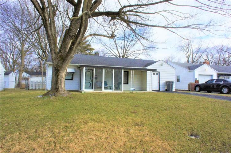 2231 N Webster Avenue Indianapolis, IN 46219 | MLS 21690991 | photo 2