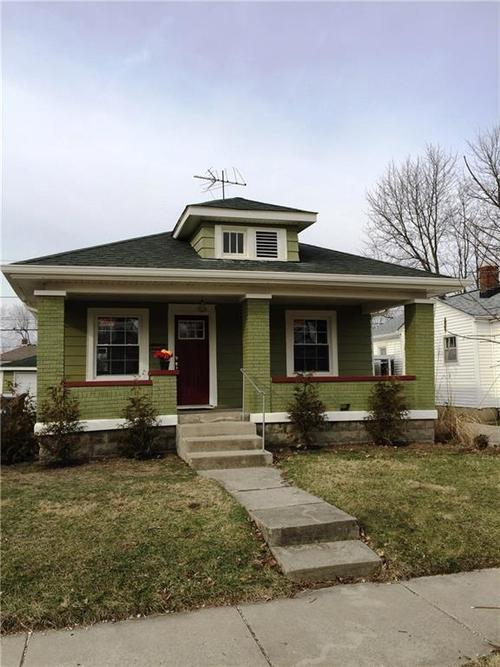 1228 N Euclid Avenue Indianapolis IN 46201 | MLS 21691018 | photo 1