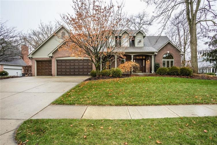 11433  Woods Bay Lane Indianapolis, IN 46236 | MLS 21691039