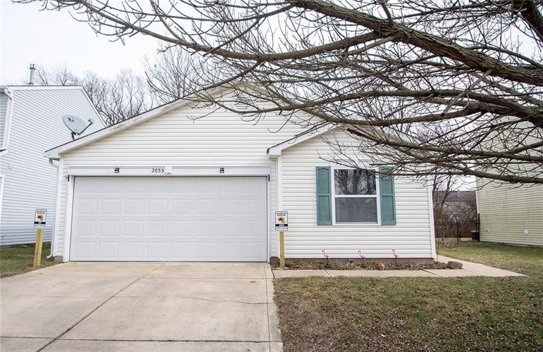 2033  DUTCH ELM Drive Indianapolis, IN 46231 | MLS 21691123