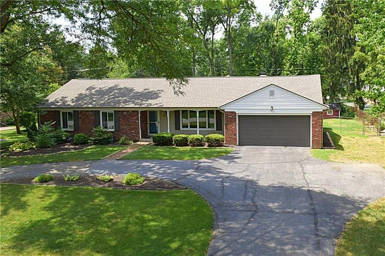 6736  Grosvenor Place Indianapolis, IN 46220 | MLS 21691150