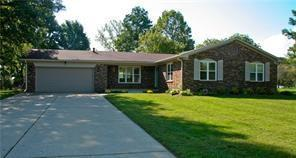 7053 SWALLOW Lane Plainfield, IN 46168 | MLS 21691248 | photo 1