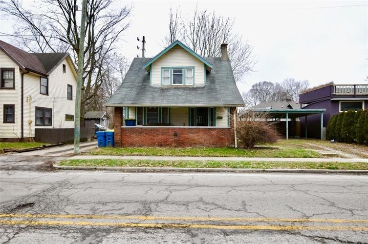 813 E 49th Street Indianapolis, IN 46205 | MLS 21691364 | photo 1