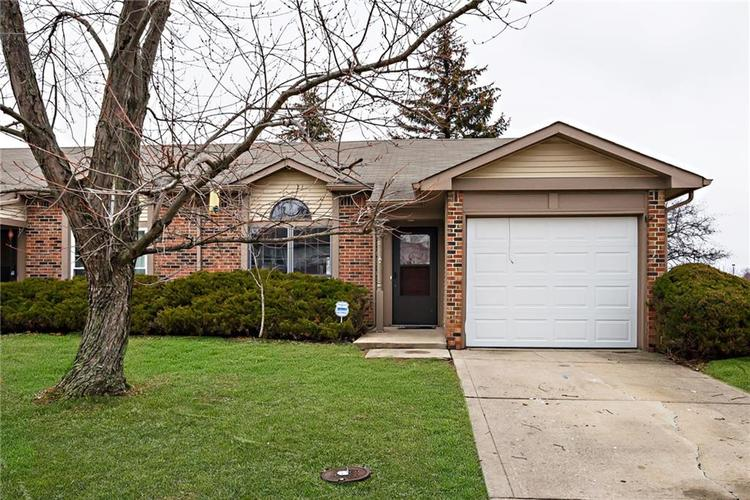 7102 N Eagle Cove Drive Indianapolis, IN 46254   MLS 21691391   photo 1