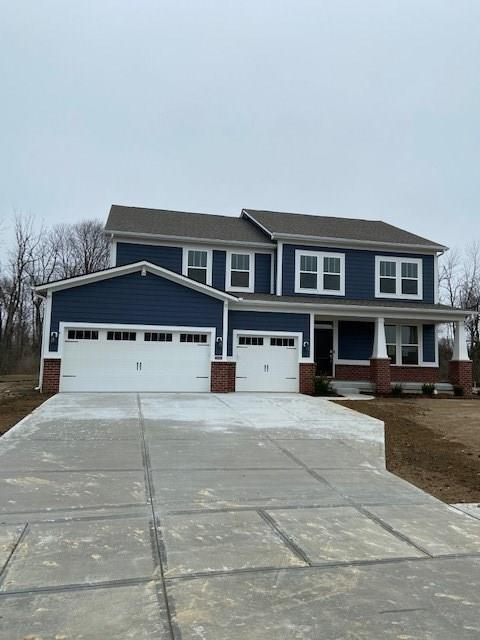 19348 Gillcrest Drive Noblesville, IN 46062   MLS 21691464   photo 1