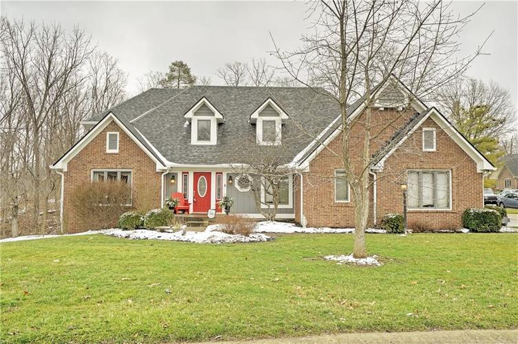 8406  Cleat Court Indianapolis, IN 46236 | MLS 21692641