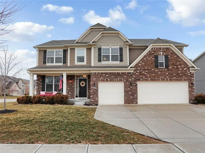 6042 Bartley Drive Noblesville IN 46062 | MLS 21692646 | photo 1
