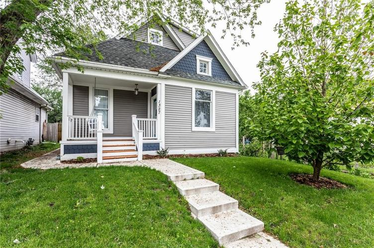 1327 Wright Street Indianapolis IN 46203 | MLS 21692658 | photo 2