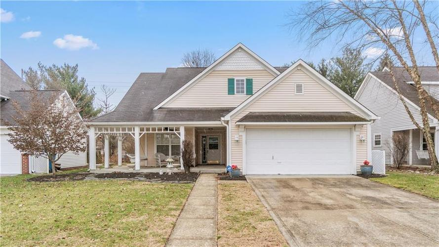 5123 BIRD BRANCH Drive Indianapolis IN 46268 | MLS 21692754 | photo 1