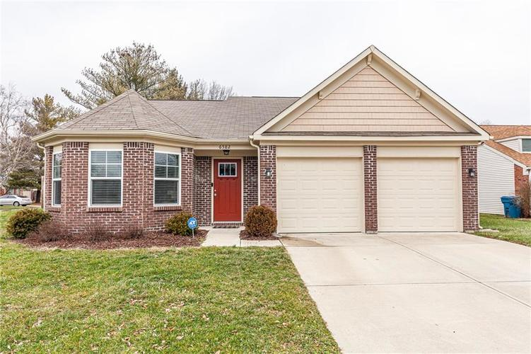 6582  Pointe East Court Indianapolis, IN 46250 | MLS 21692797