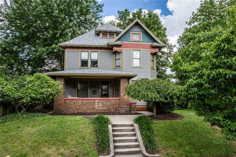2112 N New Jersey Street Indianapolis, IN 46202 | MLS 21692933