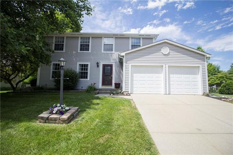 7664 Madden Place Fishers, IN 46038   MLS 21692940   photo 1