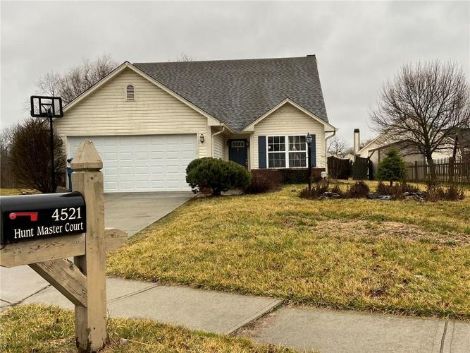 4521 Hunt Master Court Indianapolis IN 46268 | MLS 21693358 | photo 1