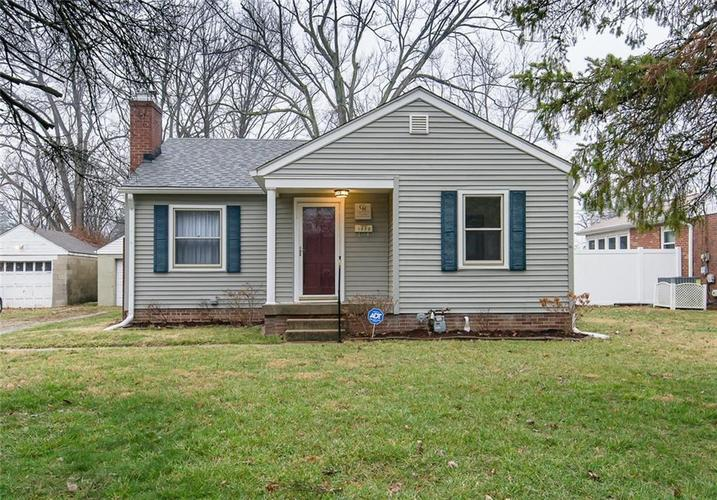1926 N SPENCER Avenue Indianapolis, IN 46218 | MLS 21693373 | photo 1