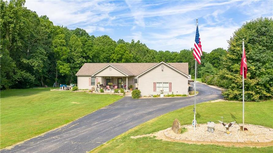 4965 S County Road 200  North Vernon, IN 47265 | MLS 21693390