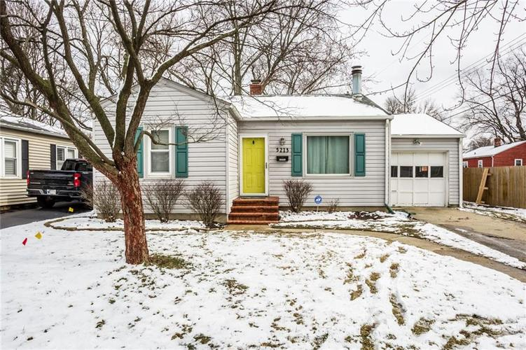 5213 Kingsley Drive Indianapolis IN 46220 | MLS 21693485 | photo 1