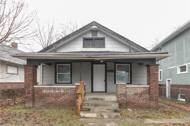 917 N Parker Avenue Indianapolis IN 46201 | MLS 21693508 | photo 1