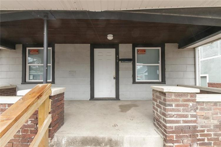 917 N Parker Avenue Indianapolis IN 46201 | MLS 21693508 | photo 2
