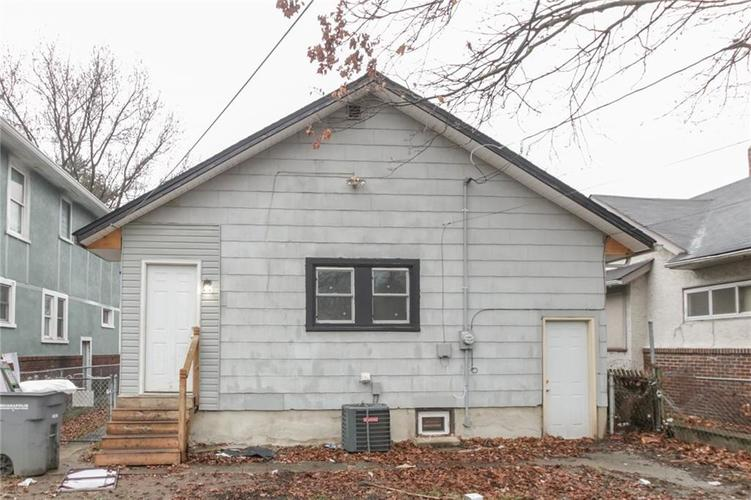 917 N Parker Avenue Indianapolis IN 46201 | MLS 21693508 | photo 20