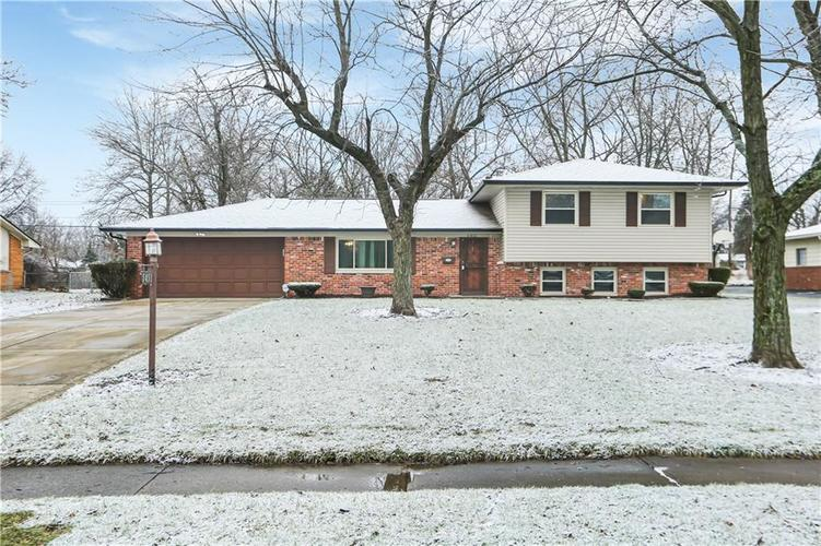 5451  Moonlight Drive Indianapolis, IN 46226 | MLS 21693514