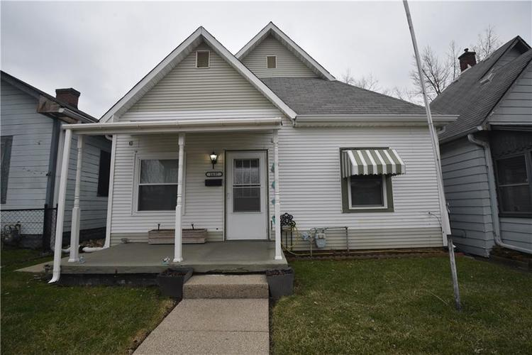 1637 Deloss Street Indianapolis IN 46201 | MLS 21693517 | photo 1