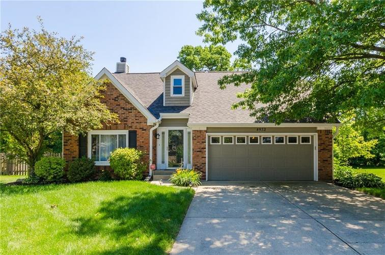 8973  Pine Tree Boulevard Indianapolis, IN 46256 | MLS 21693525
