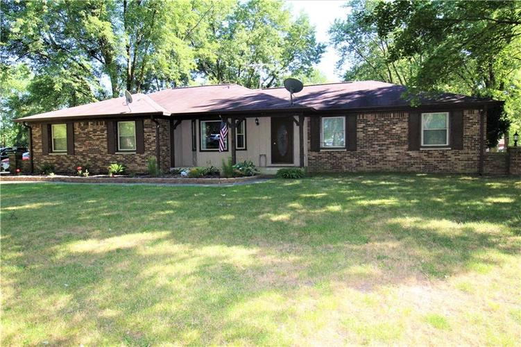 4630 N TINCHER Road Indianapolis IN 46221 | MLS 21693561 | photo 1