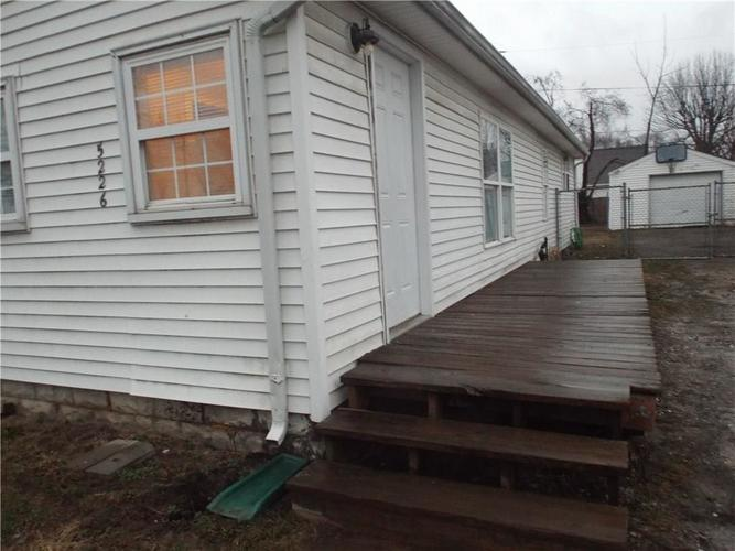 5226 Melrose Avenue Indianapolis IN 46241   MLS 21693612   photo 1