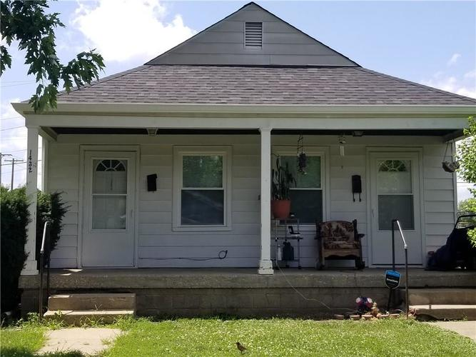 1432 N Denny Street Indianapolis IN 46201   MLS 21693671   photo 1