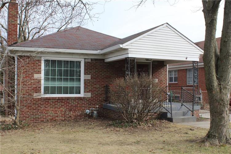 1413 N Emerson Avenue Indianapolis, IN 46219 | MLS 21693716 | photo 1