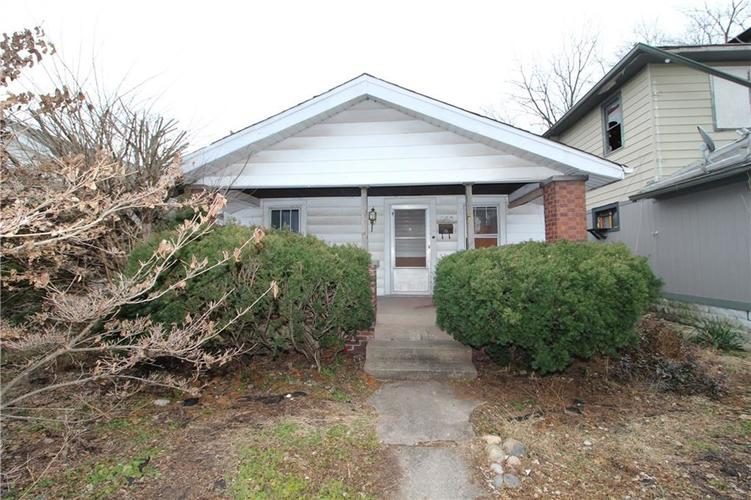 613 N Exeter Avenue Indianapolis IN 46222 | MLS 21693760 | photo 1