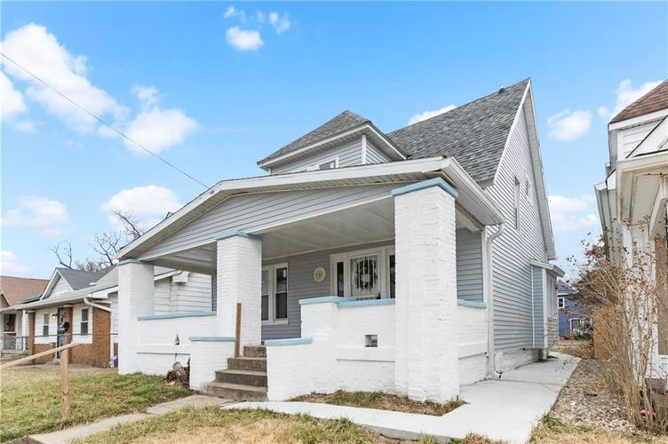 403 N Gray Street Indianapolis IN 46201   MLS 21693814   photo 1