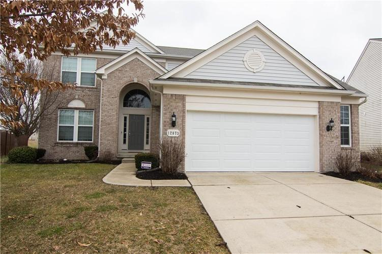 12873 Bristow Lane Fishers, IN 46037 | MLS 21693823 | photo 1