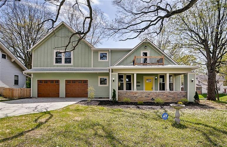2601  Brookside Parkway South Dr  Indianapolis, IN 46201 | MLS 21693875