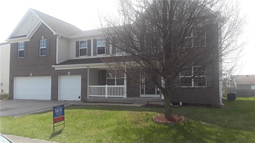 10849 Spring Green Drive Indianapolis IN 46229 | MLS 21694100 | photo 1