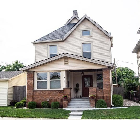 651 E 23RD Street Indianapolis, IN 46205 | MLS 21694129 | photo 1