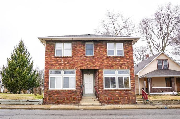 3014 W 10th Street Indianapolis IN 46222   MLS 21694205   photo 1