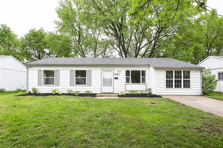 3543 Eisenhower Drive Indianapolis, IN 46224 | MLS 21694238 | photo 1