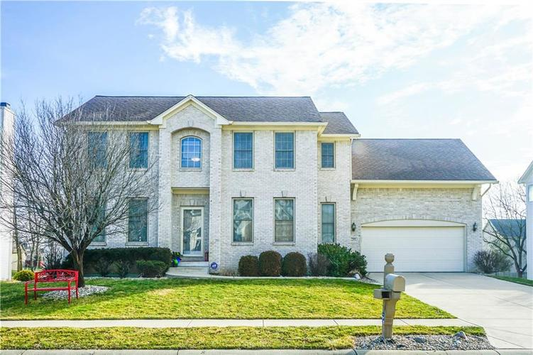 7319 Capel Drive Indianapolis, IN 46259 | MLS 21694291 | photo 1