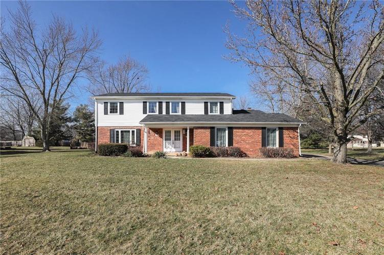 120 S PARK FOREST Drive Franklin IN 46131 | MLS 21694303 | photo 1
